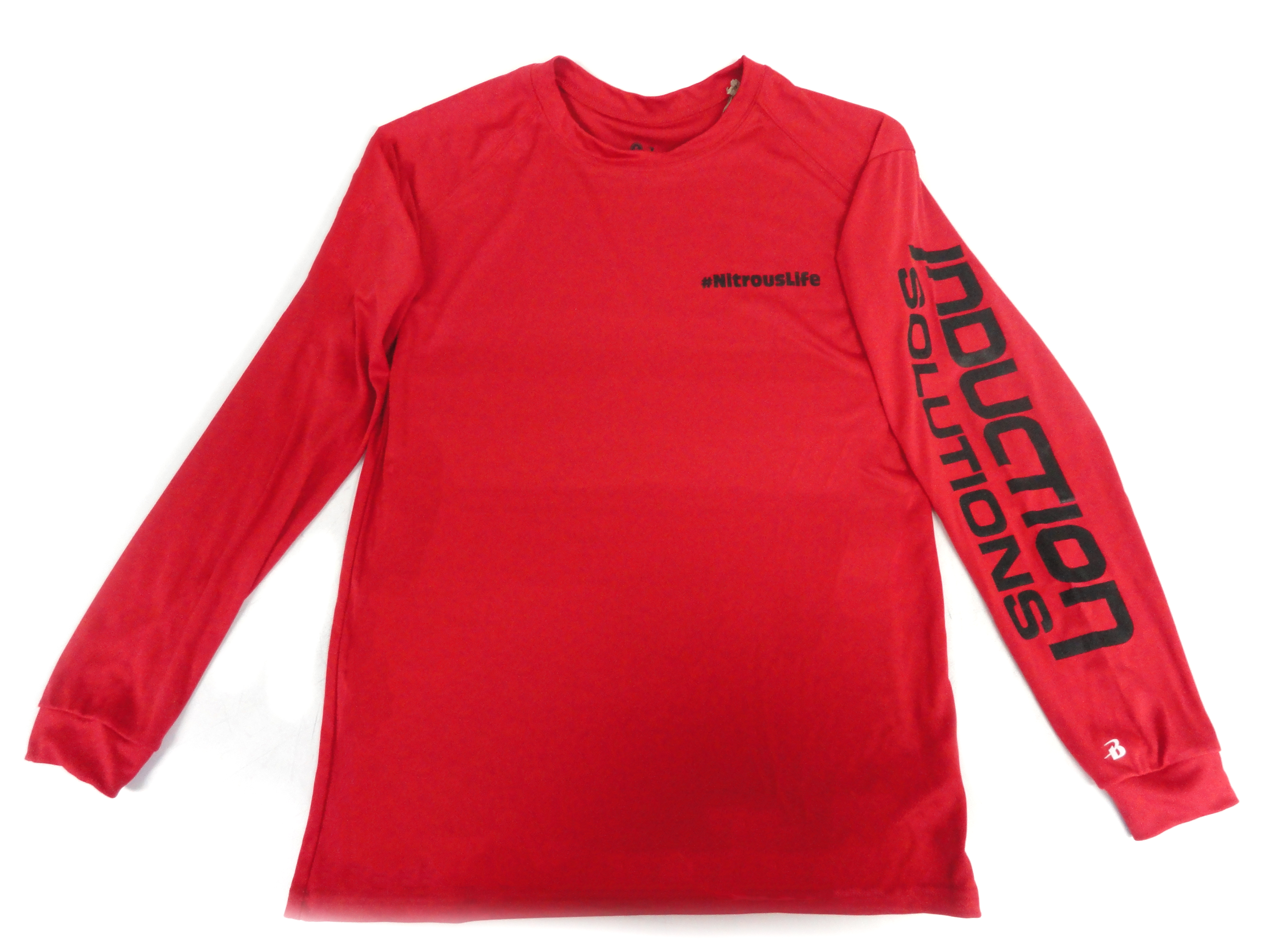 Red Induction Solutions Long Sleeve